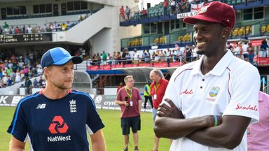 Hussain: ECB, Windies deserve credit