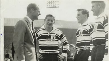 Whiteley and when GB ruled RL