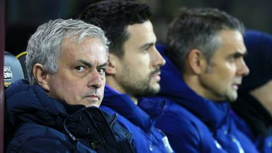 Mourinho: We don't need lots of changes