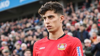 'Valuation holding up Havertz Chelsea deal'