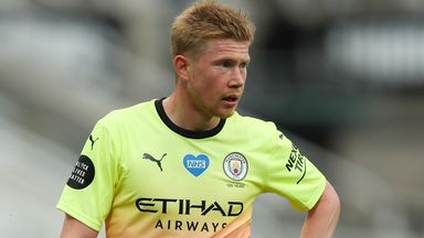 De Bruyne: Consistency is most important