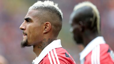 Boateng: I walked off because I had enough