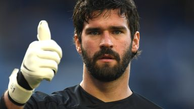 The significance of Alisson's return