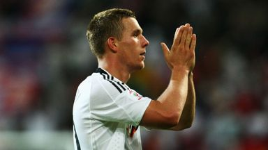 Podolski recalls 'emotional' Euro 2008 opener