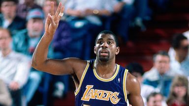 All-time starting five: Who plays point guard?