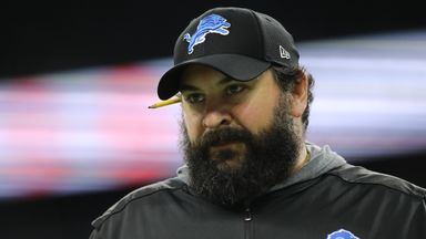 'Lions had enough of Matt Patricia'