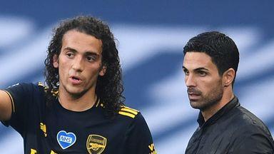 Arteta: Guendouzi dealt with internally