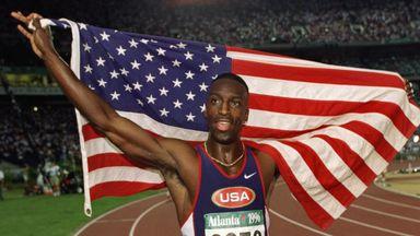 Michael Johnson on racism, Bolt, Owens