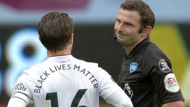 'Oliver totally blameless for goal-line error'