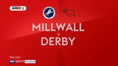 Millwall 2-3 Derby