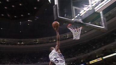 NBA Retro: AI's dream debut