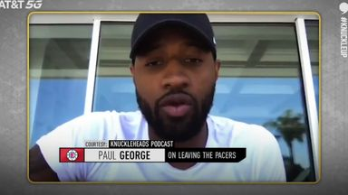 George explains reasons for leaving Pacers