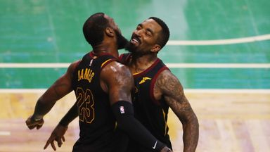 Is J.R. Smith heading to the Lakers?