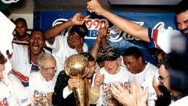 NBA Retro: Bad Boys Pistons retain title