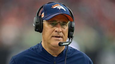 Fangio disappointed with Broncos quarterbacks