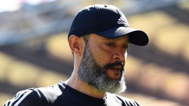 Nuno: The building work is paying off at Wolves
