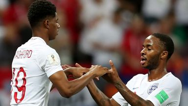 'Rashford, Sterling empower youngsters'