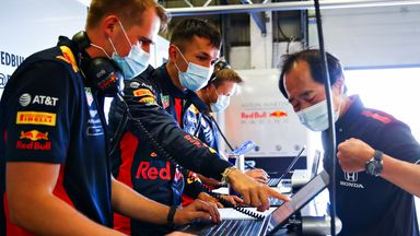 Red Bull back on track at Silverstone