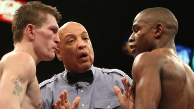 Hatton: I could have beaten Mayweather in 2005