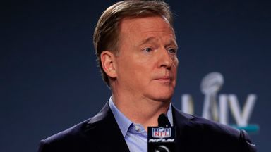 NFL chief Goodell: We were wrong