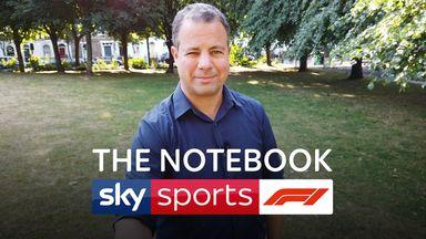 The Notebook: F1 returning, team updates
