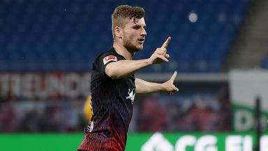 'Chelsea perfect stage for Werner'