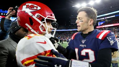 Brady vs. Mahomes: Who will throw more TDs in 2020?