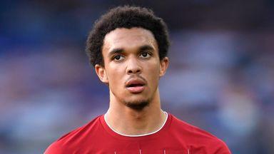 Is Alexander-Arnold's future in midfield?