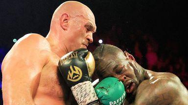 WBC backs Fury's denial of glove allegation
