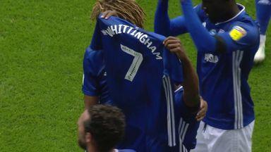 'Hoilett's Whittingham tribute was fitting'