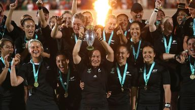 Women's Rugby: Hopes and Fears
