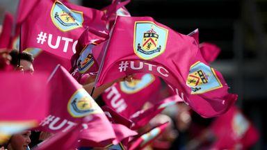 'Banner organisers do not speak for Burnley'