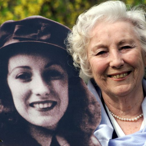 Dame Vera Lynn - a life in pictures