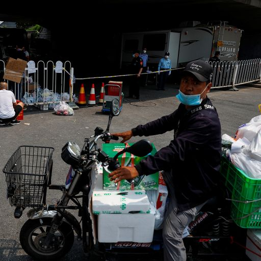 Beijing to test all food and parcel delivery workers amid new spike in cases