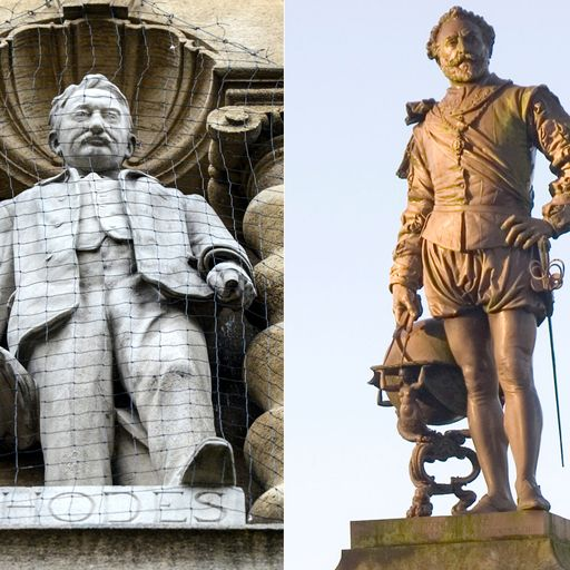 Activists draw up hit list of UK statues they want removed