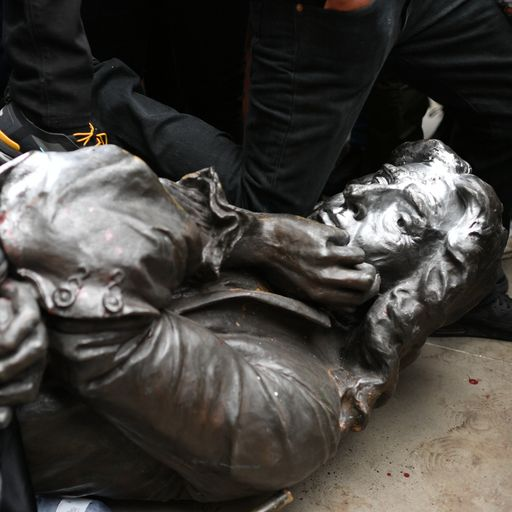 Why toppled Colston statue was hated by many - and other controversial monuments
