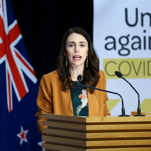New Zealand PM brings in military chief after 'unacceptable' quarantine lapse