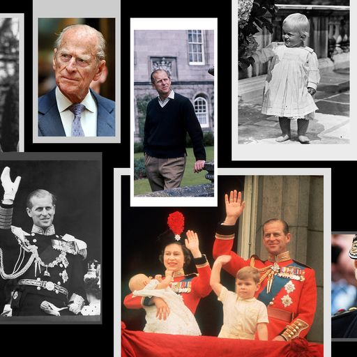 In pictures: Philip's extraordinary life of service