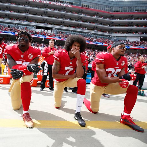 NFL admits they were wrong to ban player protests