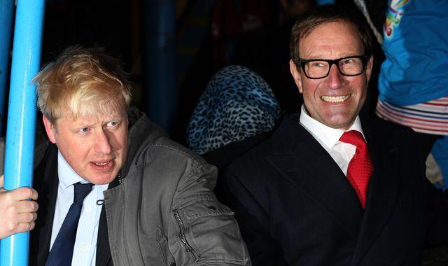 Boris Johnson told planning row 'isn't closed' as housing secretary sent 26 fresh questions