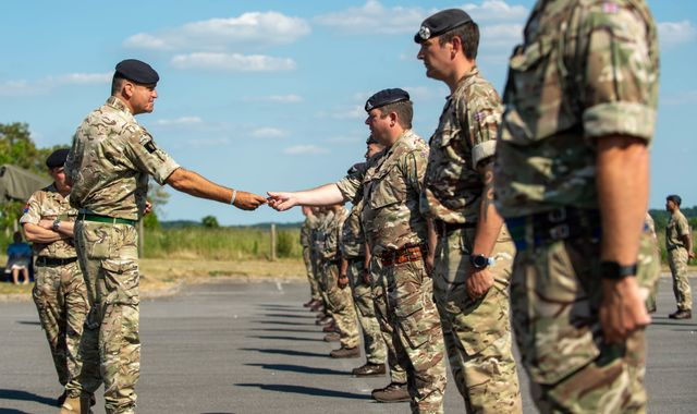 13th Signal Regiment: British Army creates new cyber unit to protect forces