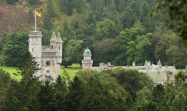 Visitors have been using the Queen's Balmoral Estate as an outdoor toilet