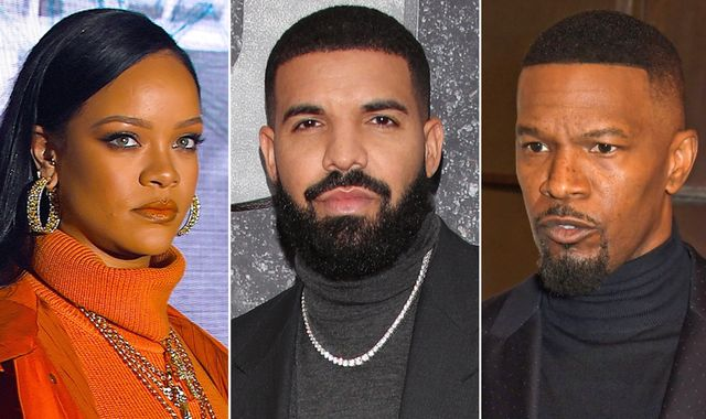 Blackout Tuesday: Rihanna, Drake and Jamie Foxx join world in turning internet black as part of George Floyd protest