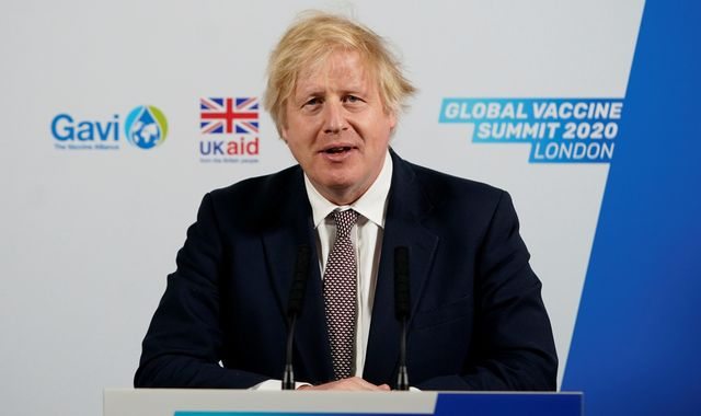 Coronavirus: Boris Johnson urges countries to unite in quest to beat 'common enemy'