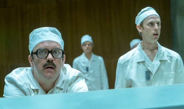 TV BAFTAs: Chernobyl leads the field with 14 nominations