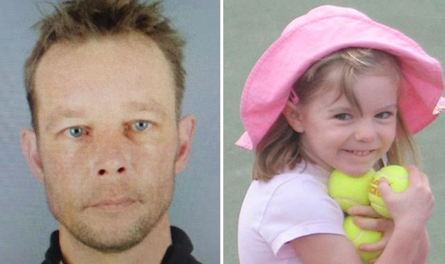 Madeleine McCann: German authorities 'ignored tip-off about suspect in 2013'