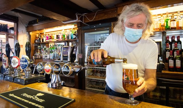 Coronavirus: Pubs can open at 6am tomorrow as lockdown measures are relaxed