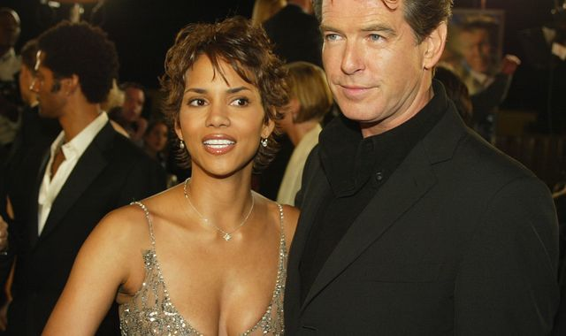 Pierce Brosnan 'vaguely' remembers saving Halle Berry from choking during love scene in James Bond film