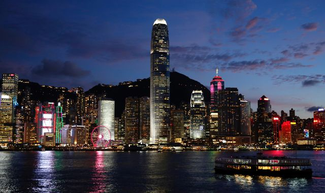 Hong Kong delays election to September 2021 due to spike in COVID-19 infections