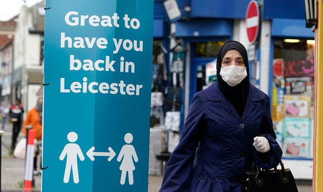 Coronavirus: What's happening in Leicester? This is how the local lockdown will work